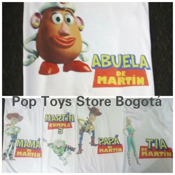 Baby Shower  Toy Story