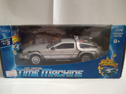 Delorean Time Machine 2