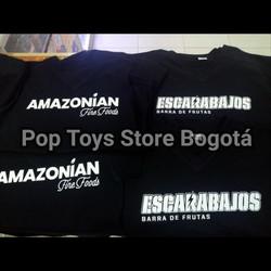 Amazonian Escarabajos