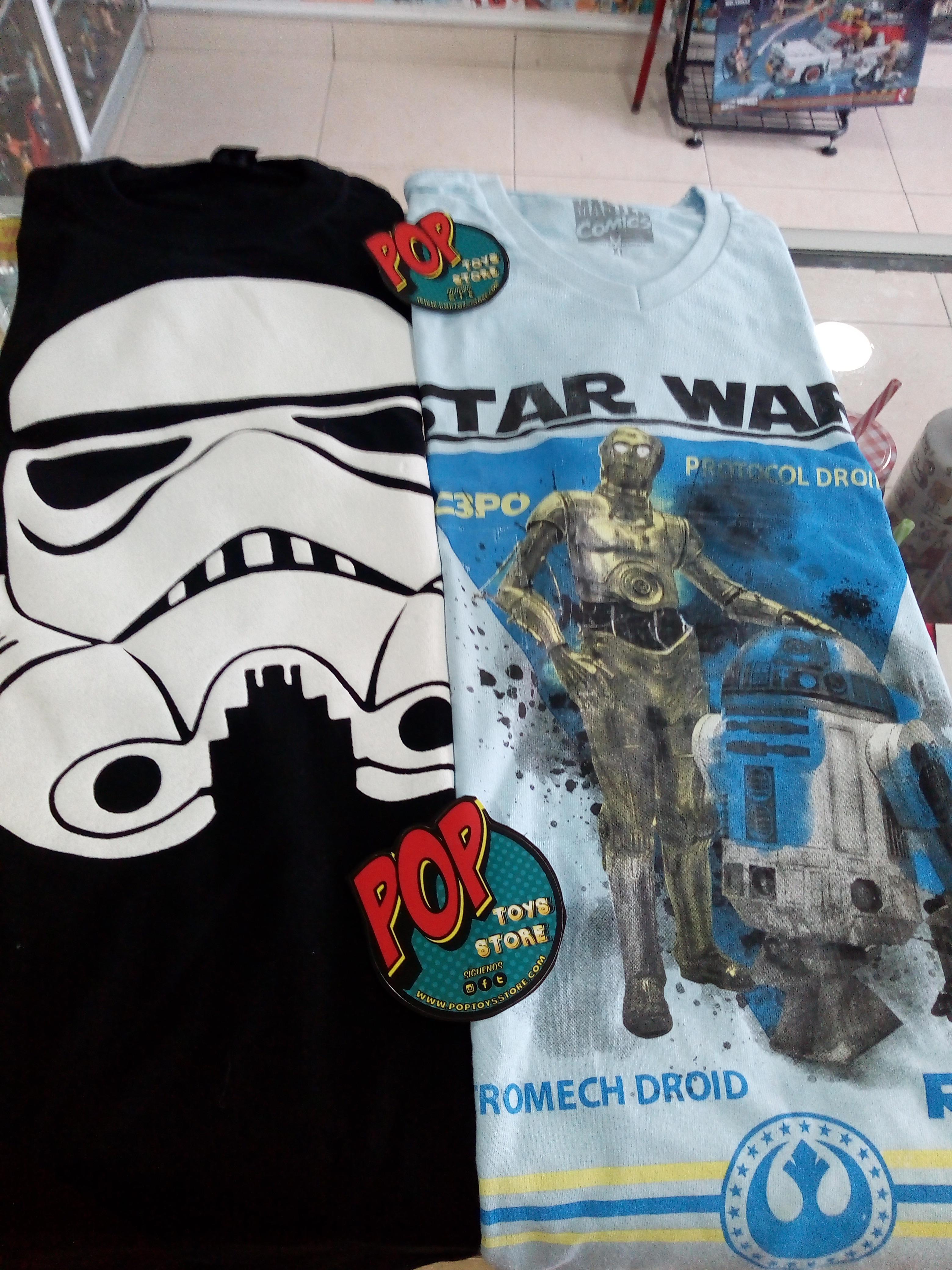 camisetas star wars