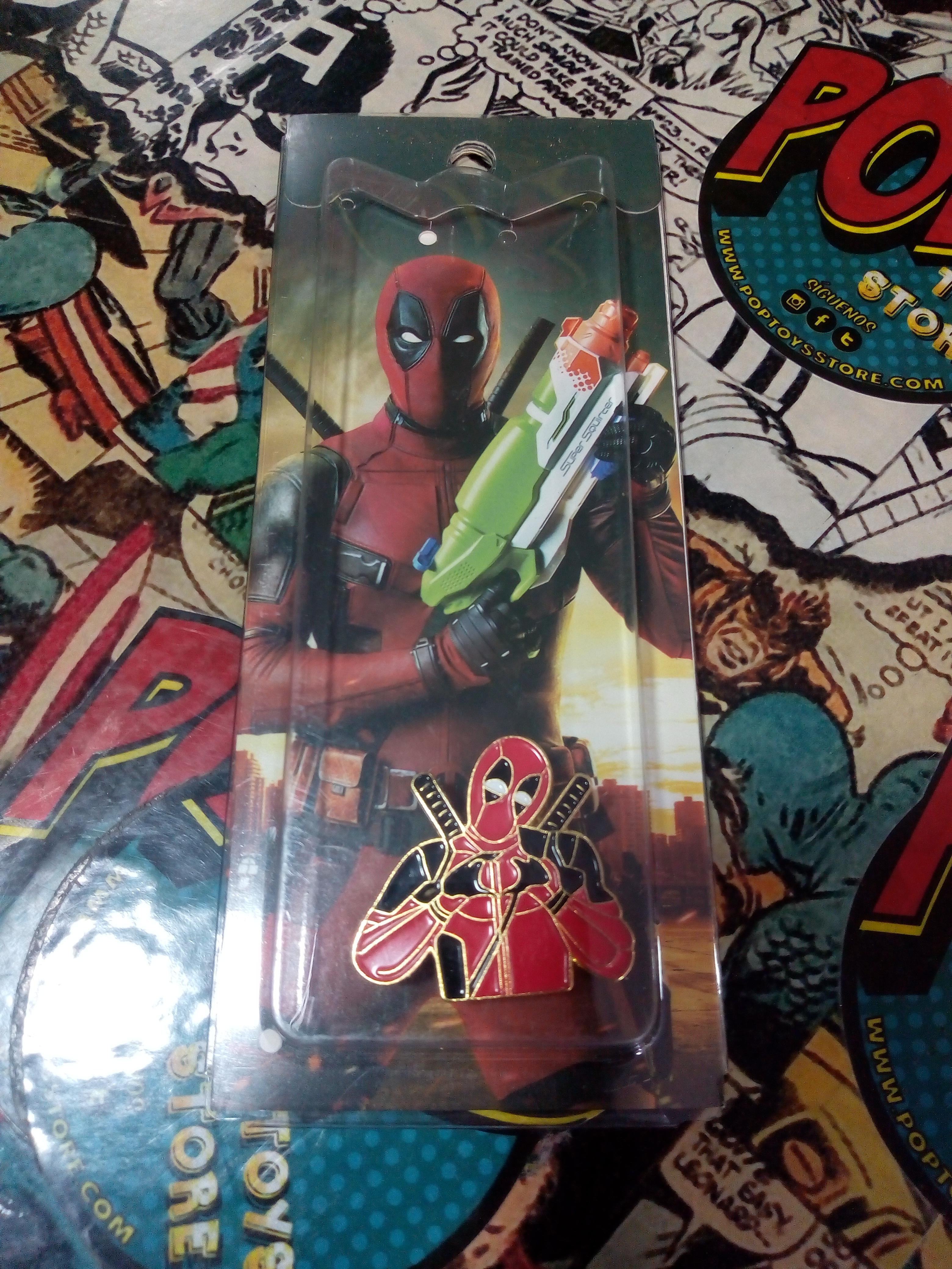 pin Deadpool