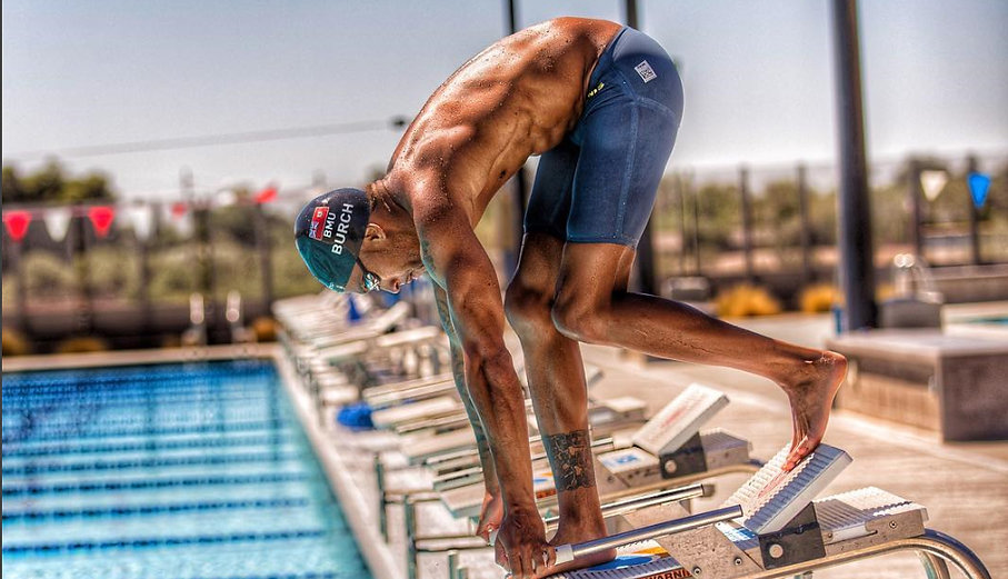 Roy Burch uses muscle activation techniques