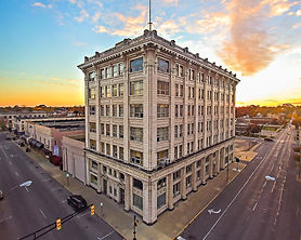 Marion National Bank Preservation Marion Indiana Ridley Tower