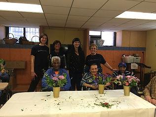 BloomAgainBklyn with Seniors