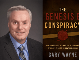 Ep 48Gary Wayne the Genesis 6 Conspiracy