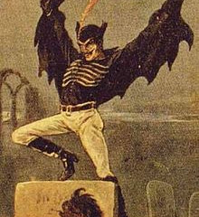 The legend of Spring Heeled Jack and more!