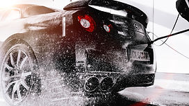 Your local exterior and interior car cleaning business. The best car wash and wax service