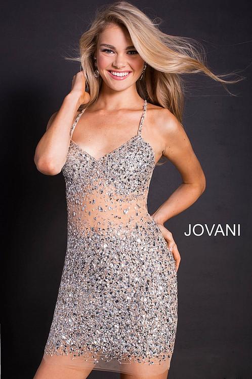 Платье JOVANI 51198