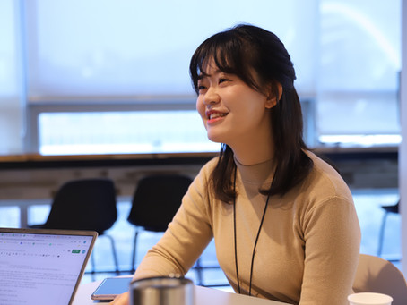 가장 보통의 시각, 와디즈 리워드마케팅팀 김경진 프로