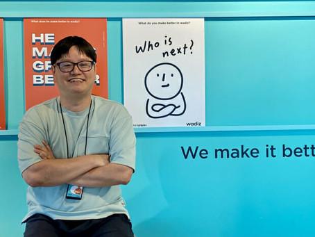 """윤동균 와디즈 CTO """"개발자 가치, 더 높아질 것"""""""