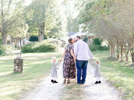 Greenville Family Session | The Rollins Family