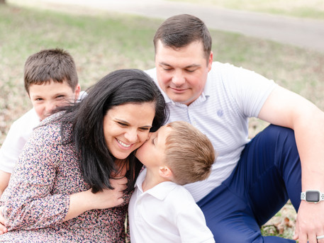 Greenville Family Session | The Smith Family