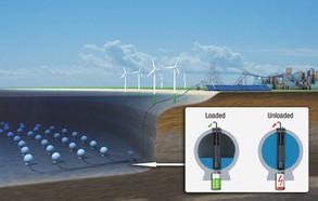 Generadores de Energía por Presión Podrían Complementar Granjas Eólicas