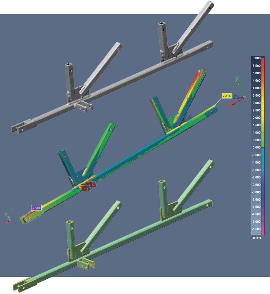 Modelado 3D de la Universidad de Waterloo