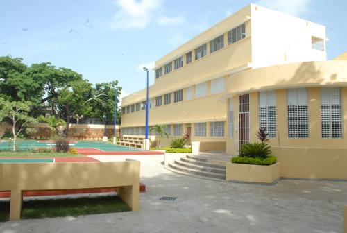 Escuela en República Dominicana