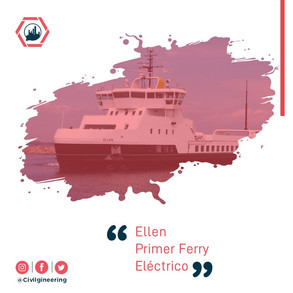 Ellen: Primer Ferry Eléctrico