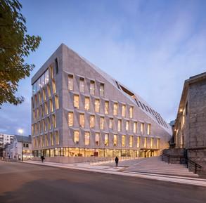 Ayuntamiento de Bodø, Noruega