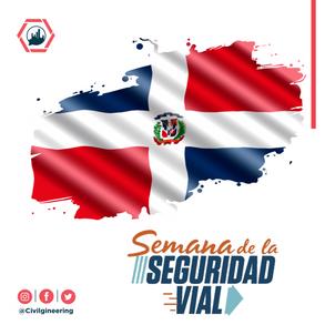Semana de la Seguridad Vial 2019 en Rep. Dom.