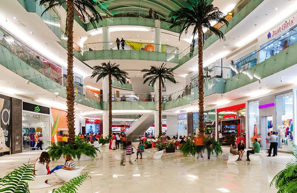 Interior Ágora Mall