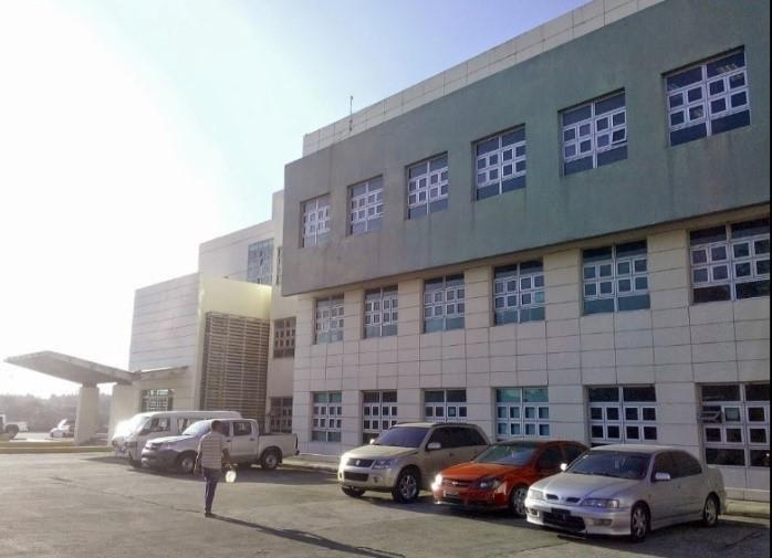 Edificio de Control del Metro de Santo Domingo