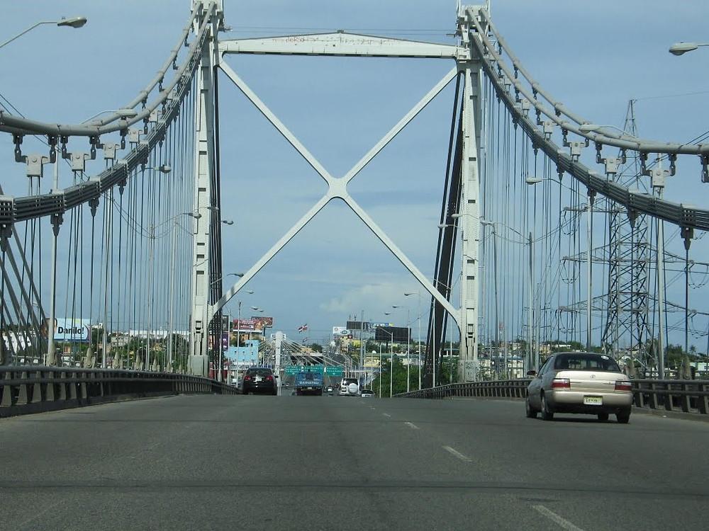 Puente Juan Pablo Duarte