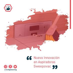 Nueva Innovación en Aspiradoras: Sweepovac