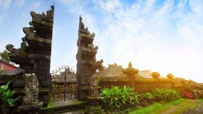 Bali Gates, Indonesia.