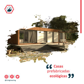 Casas prefabricadas ecológicas