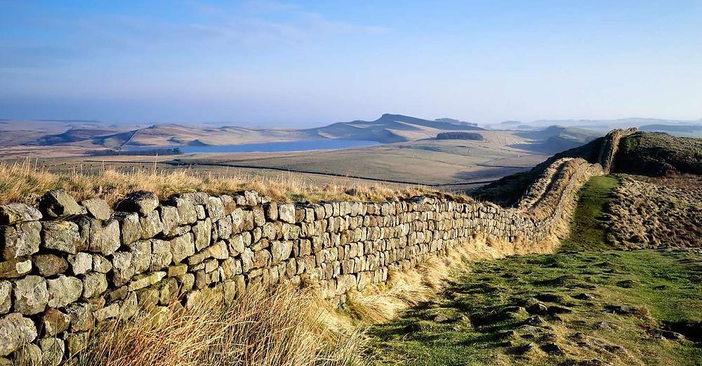 13 de septiembre del año 122 - Comienza la construcción del Hadrian's Wall al norte de Inglaterra
