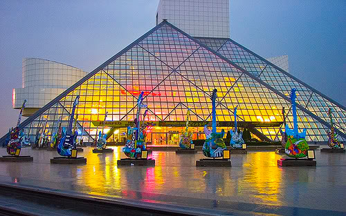 Rock & Roll Hall of Fame - Cleveland