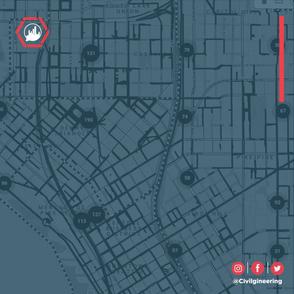 Seattle mapea proyectos de construcción de transporte
