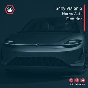 Sony Vision S: Nuevo Auto Eléctrico