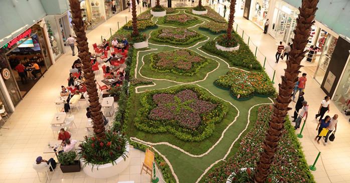 Jardín de mamá de Ágora Mall