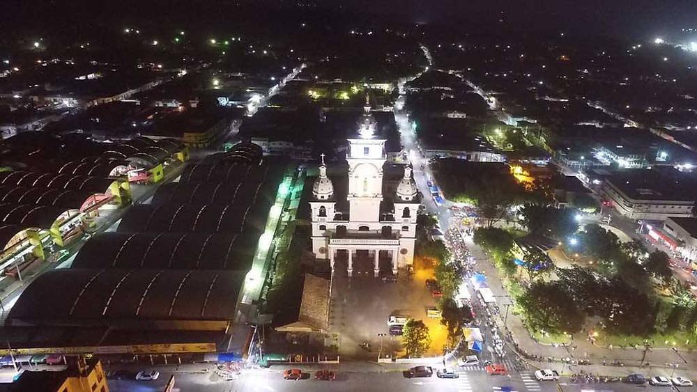 Zacatecoluca, El Salvador