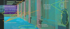 Sistema de supervisión por gafas de realidad virtual