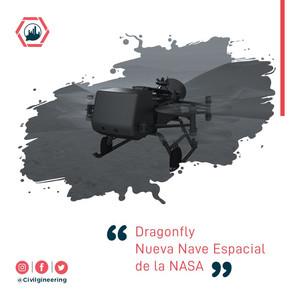 Dragonfly : Nueva Nave Espacial de la NASA