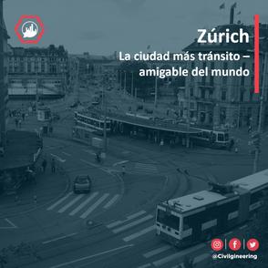 Zúrich: La ciudad más tránsito - amigable del mundo