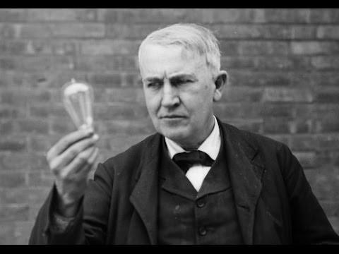4 de septiembre de 1882 - 1ra prueba a gran escala de Thomas Edison de la bombilla de luz - iluminación de Pearl Street Station de NY