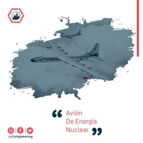 Avión de Energía Nuclear