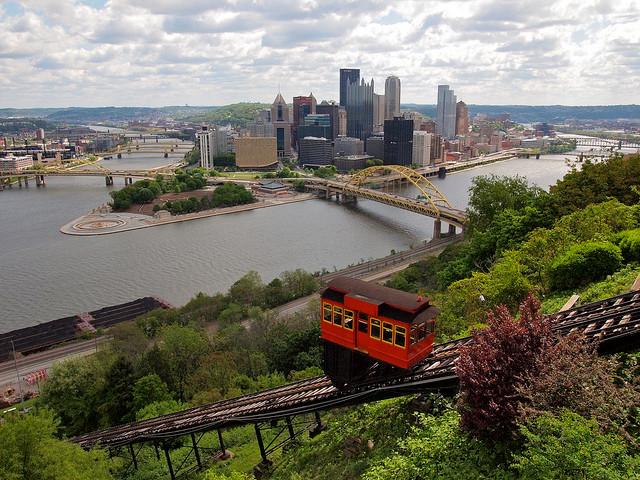Ciudad de Pittsburgh, PA