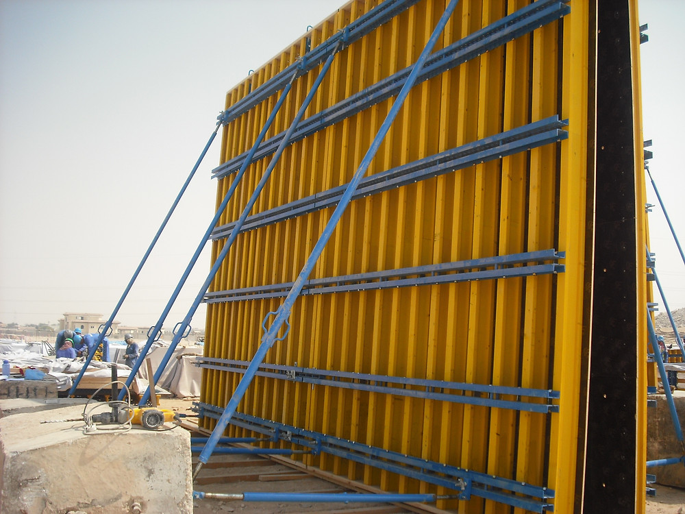 Steel Ply Form