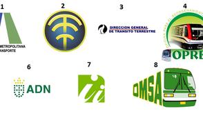 Entidades Reguladoras del Tránsito y el Transporte del Distrito Nacional