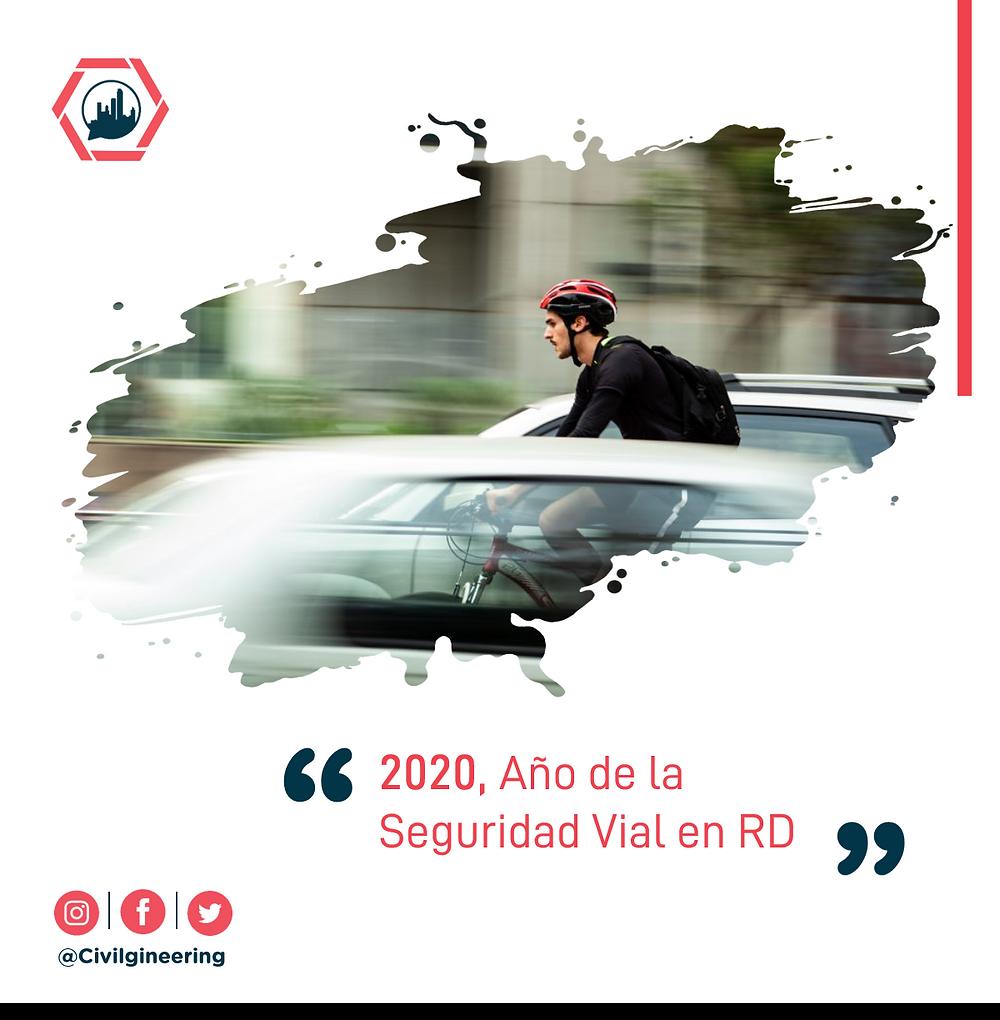 Año de la seguridad vial en RD