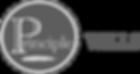 Principle Wills logo -Dark Grey Regular
