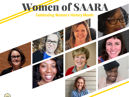 Celebrating Women's History Month with the Women of SAARA