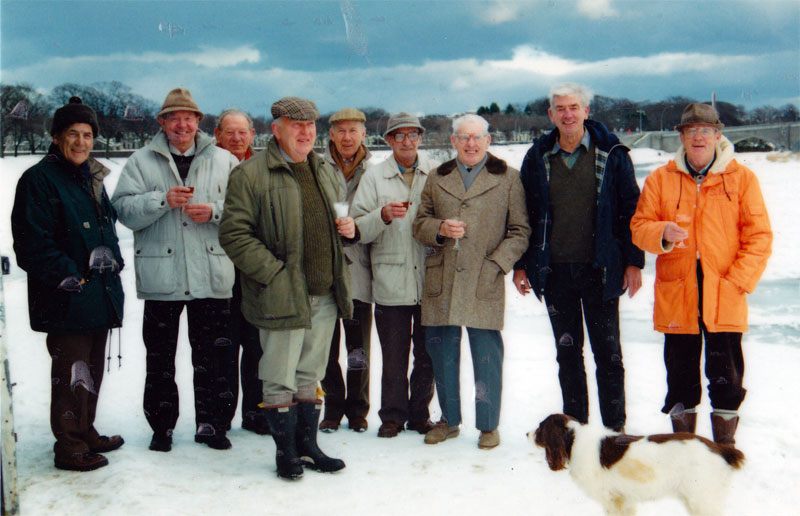 Winter dram, year unknown