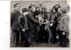 junior competition, year unknown
