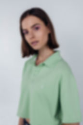 G - Green YSL polo 1.jpeg