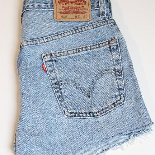 505 Levi Shorts W31
