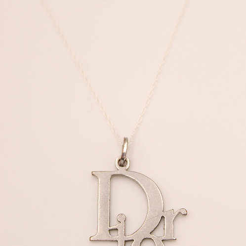 Dior Up-cycled Necklace